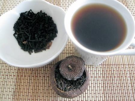 Замечательный чай пуэр