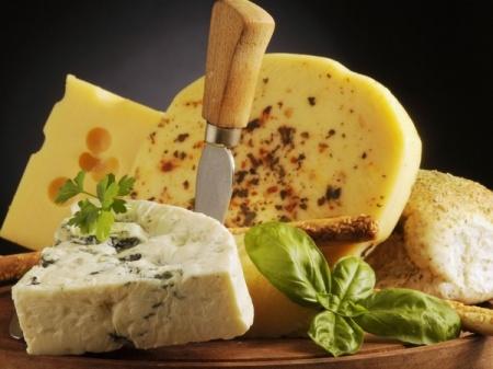 Виды сыров и их особенности