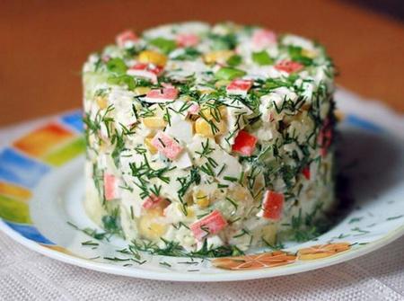 Простые салаты: как собрать свой салат