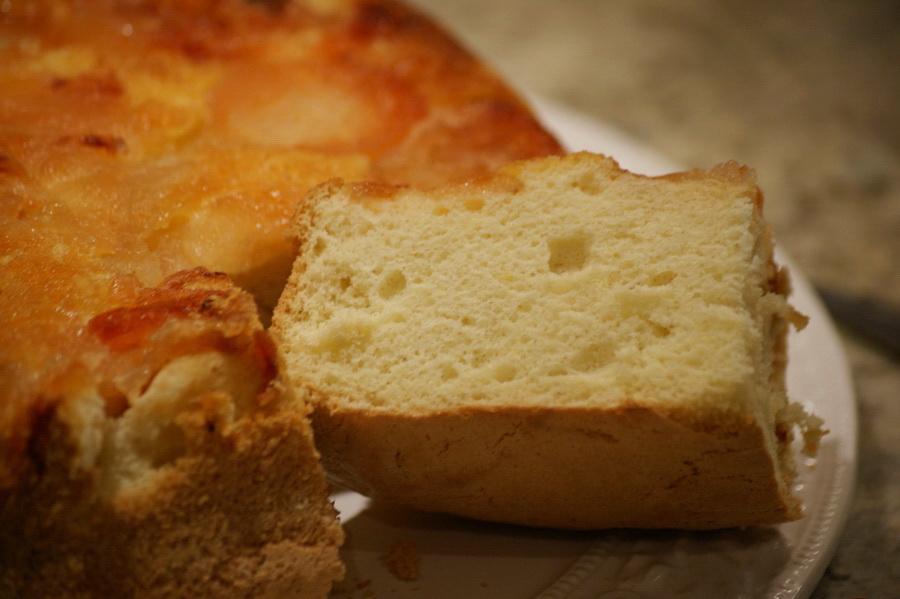Пирог бисквитный рецепт с