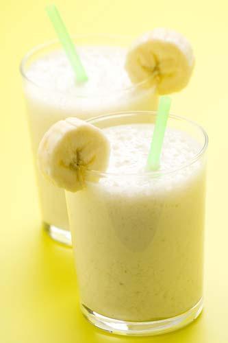 Банановые коктейли рецепт и