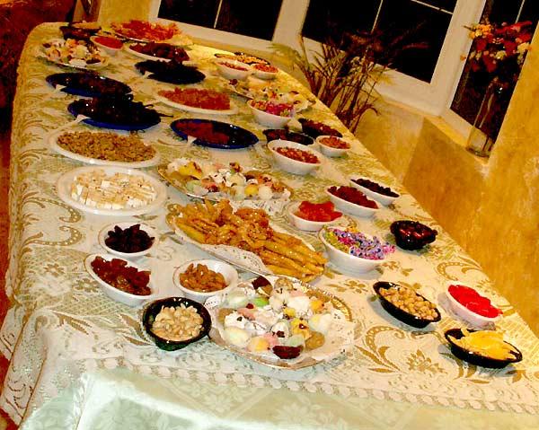 Канапе на праздничный стол рецепты с