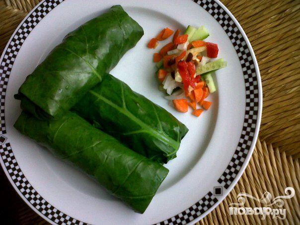 рецепты из капусты вегетарианские рецепты