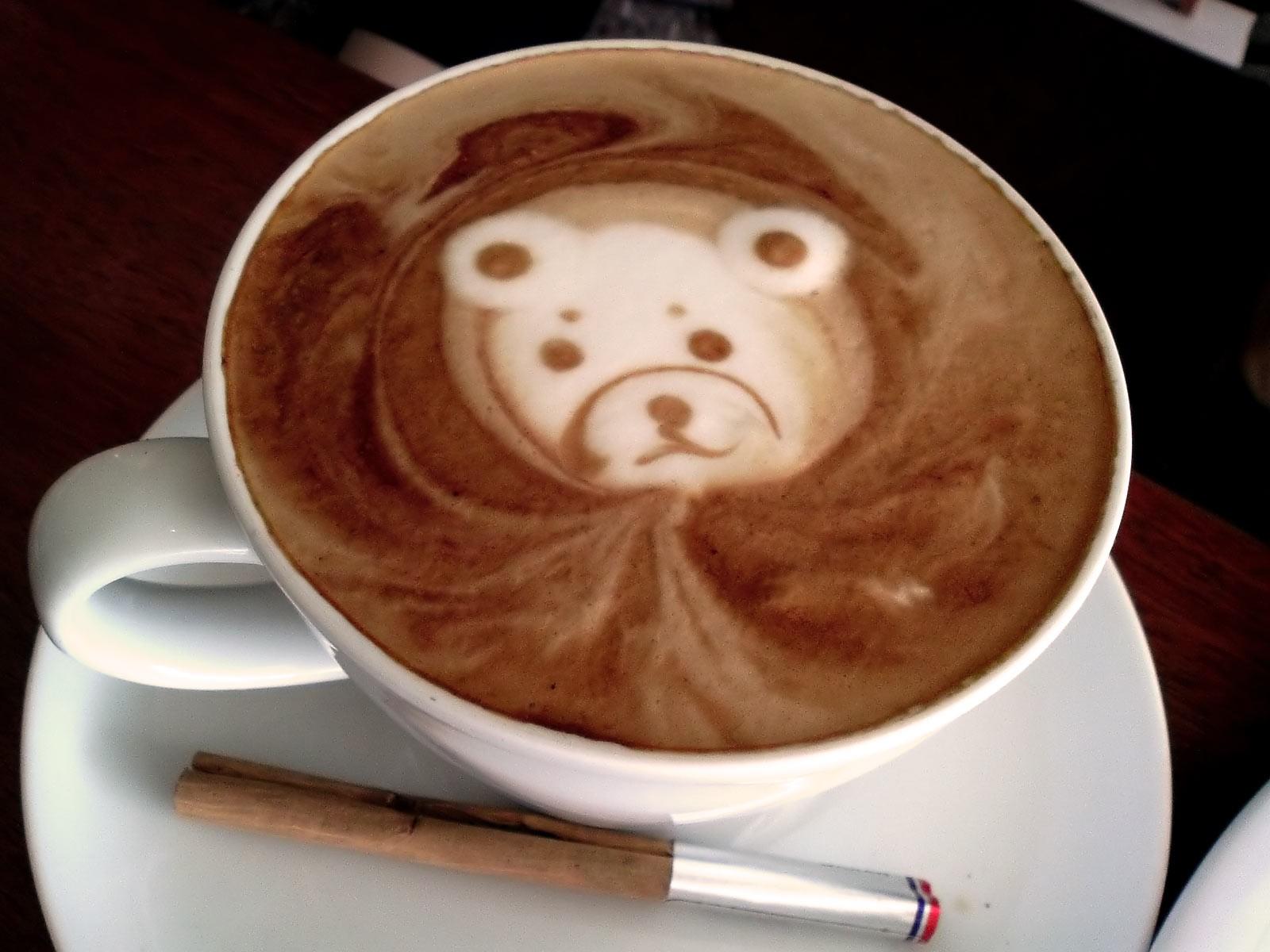 Ингредиенты для кофейная пена