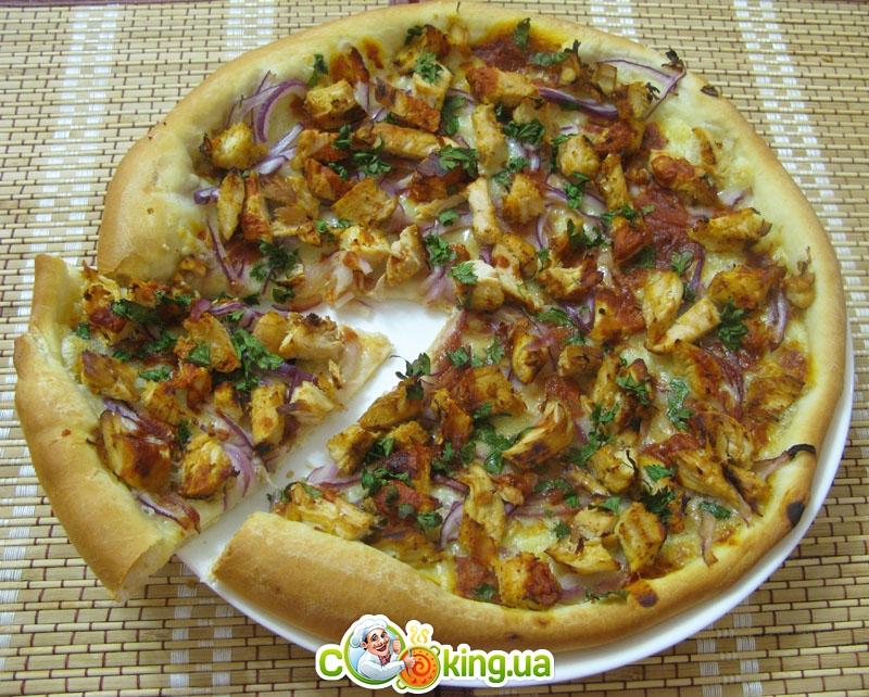 рецепт пиццы на английском языке