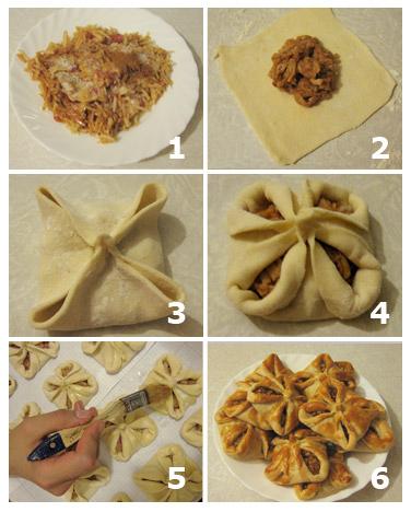 Как сделать домашний заварной крем рецепт с фото Крем для