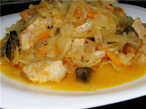 Солянка с фаршем и картошкой рецепт
