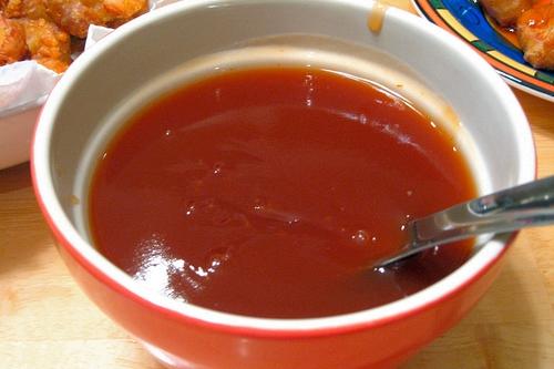 Кисло сладком соусе рецепты